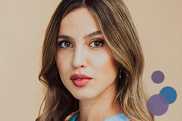 Bild von Alexandra Fonsatti als Chiara Nadolny aus der TV-Serie Alles was zählt (AWZ)