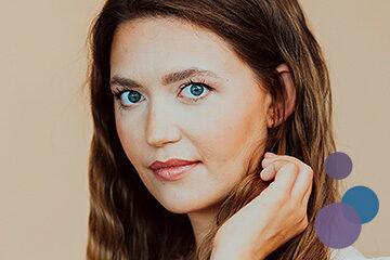 Bild von Amrei Haardt als Nathalie Reichenbach aus der TV-Serie Alles was zählt (AWZ)