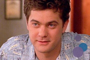 Bild von Joshua Jackson als Pacey Witter aus der TV-Serie Dawson's Creek