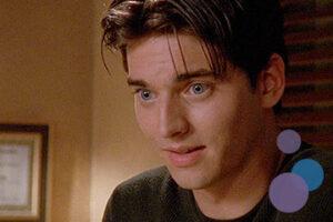 Bild von Mark Matkevich als Drue Valentine aus der TV-Serie Dawson's Creek