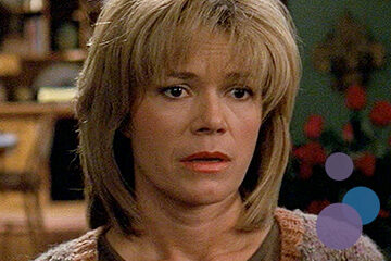 Bild von Mary-Margaret Humes als Gail Leery aus der TV-Serie Dawson's Creek