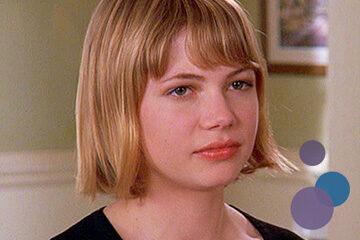 Bild von Michelle Williams als Jen Lindley aus der TV-Serie Dawson's Creek