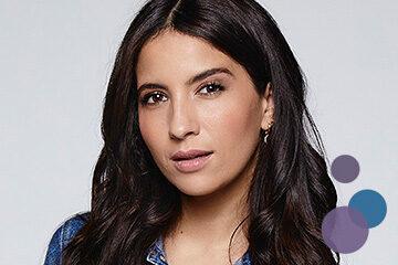 Bild von Chryssanthi Kavazi als Laura Lehmann aus der TV-Serie Gute Zeiten, Schlechte Zeiten (GZSZ)