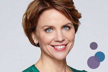 Bild von Gisa Zach als Yvonne Bode aus der TV-Serie Gute Zeiten, Schlechte Zeiten (GZSZ)