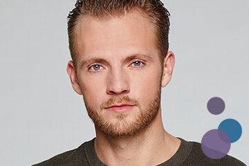 Bild von Niklas Osterloh als Paul Wiedmann aus der TV-Serie Gute Zeiten, Schlechte Zeiten (GZSZ)