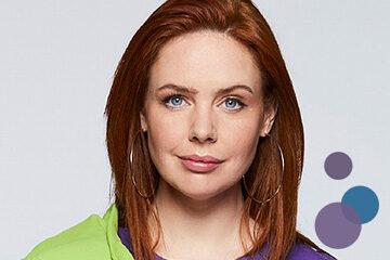 Bild von Olivia Marei als Toni Ahrens aus der TV-Serie Gute Zeiten, Schlechte Zeiten (GZSZ)