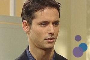 Bild von Ralf Benson als Fabian Moreno aus der TV-Serie Gute Zeiten, Schlechte Zeiten (GZSZ)