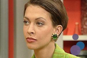 Bild von Sandra Keller als Tina Zimmermann aus der TV-Serie Gute Zeiten, Schlechte Zeiten (GZSZ)