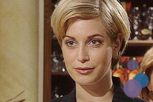 Bild von Tina Bordihn als Sonja Wiebe aus der TV-Serie Gute Zeiten, Schlechte Zeiten (GZSZ)