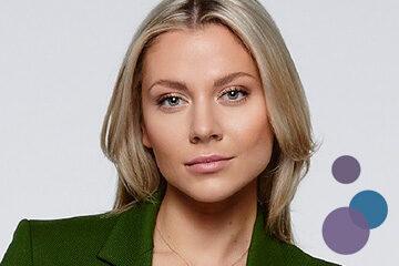 Bild von Valentina Pahde als Sunny Richter aus der TV-Serie Gute Zeiten, Schlechte Zeiten (GZSZ)