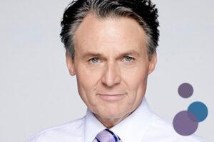 Bild von Wolfgang Bahro als Dr. Jo Gerner aus der TV-Serie Gute Zeiten, Schlechte Zeiten (GZSZ)